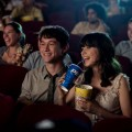 Popcorn On Couch header: 500 days of summer