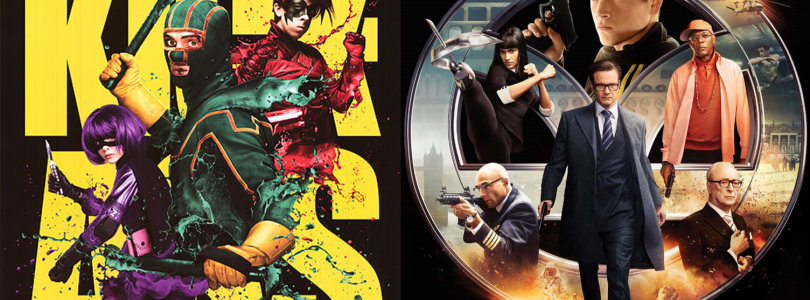 Cinema Clash: Kick-Ass Vs Kingsman: The Secret Service