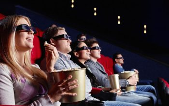 Why we love watching movies