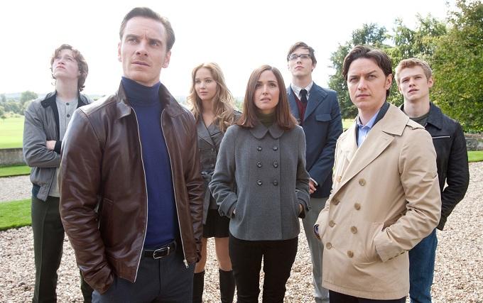 X-Men: First Class cast