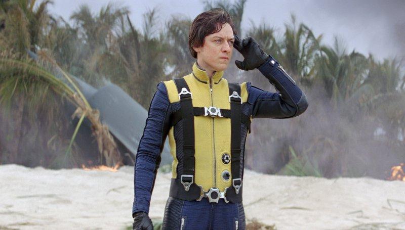 X-Men: First Class James McAvoy
