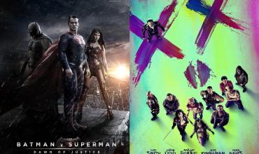 Cinema Clash: Batman v Superman: Dawn Of Justice Vs Suicide Squad